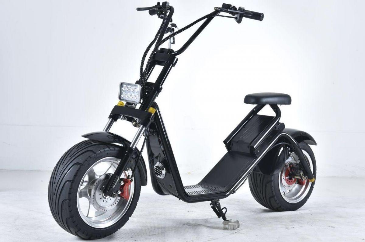 Elektrické koloběžky, elektrické tříkolky Nitro scooters Futura 1800 Elektrické koloběžky, elektrické tříkolky