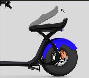 Elektrické koloběžky, elektrické tříkolky Elektrické koloběžky série chooper city coco X-1 vyndavací baterie 20 Ah dojezd 70km černé barvy Čína Elektrické koloběžky, elektrické tříkolky