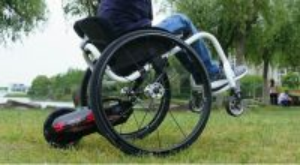 Asistent Q7 pro Invalidní vozík Wisking, Podpůrný motor pro invalidní vozík