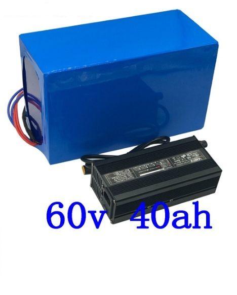 Elektrické koloběžky, elektrické tříkolky DLOUHÝ DOJEZD VÁM UMOŽNÍ 40AH 60V LG BATERIE RYCHLO NABÍJEČKA 5A Elektrické koloběžky, elektrické tříkolky
