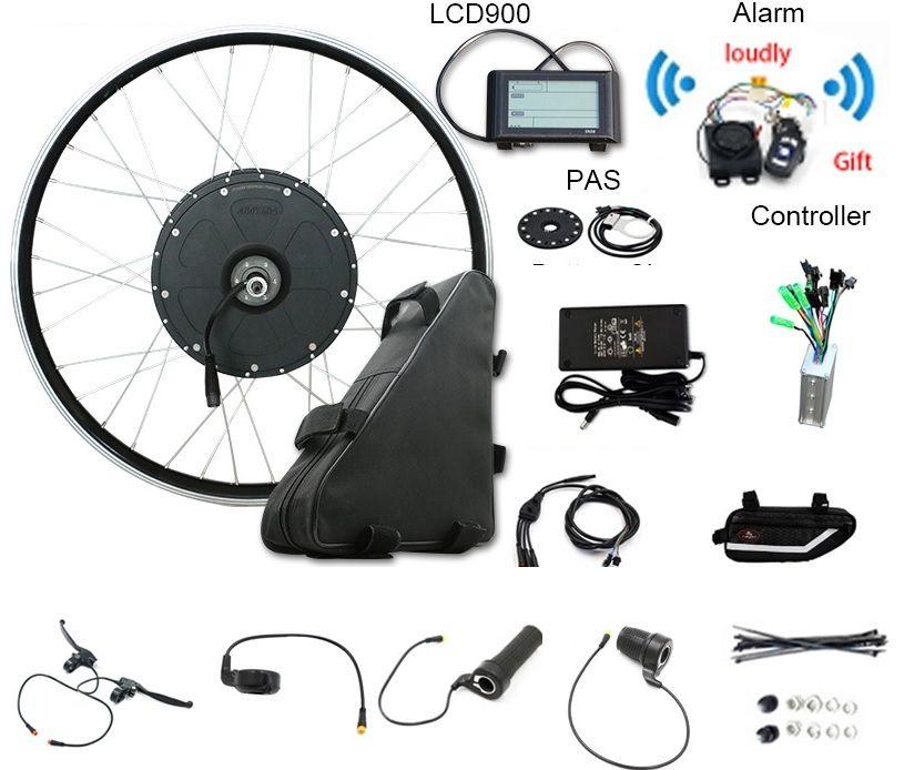 Elektrické koloběžky, elektrické tříkolky Komponenty na elektrický handbike nebo kolo Elektrické koloběžky, elektrické tříkolky