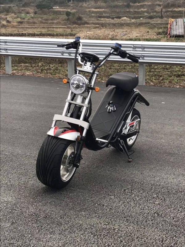 Elektrické koloběžky, elektrické tříkolky Elektrické koloběžky chooper city coco X-2 Sport 1500 now 20Ah Elektrické koloběžky, elektrické tříkolky