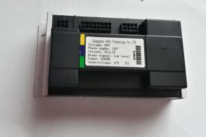 Řídicí jednotka nový typ pro elektrickou koloběžku 2000w 60v ( controller)