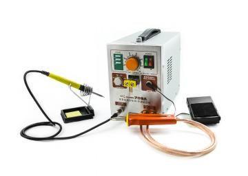 Elektrické koloběžky, elektrické tříkolky Sunkko 709A s mikropájkou Elektrické koloběžky, elektrické tříkolky