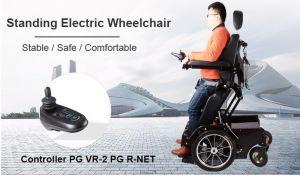 Vertikalizační elektrický polohovací vozík