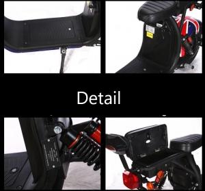 Elektrické koloběžky, elektrické tříkolky Sunway T-Max Chopper 2018 Elektrické koloběžky, elektrické tříkolky