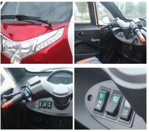 Elektrické koloběžky, elektrické tříkolky Elektrická Tříkolka box 1500 w LUX 40 AH Elektrické koloběžky, elektrické tříkolky