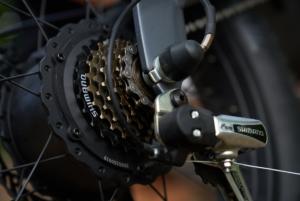 Elektrické koloběžky, elektrické tříkolky Elektrické kolo 500 W 10 Ah terénní design dojezd 50 km Elektrické koloběžky, elektrické tříkolky