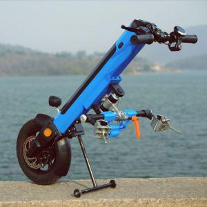 Přídavný pohon pro invalidní vozík, Elektrický pohon invalidního vozíku EL-KO Blue