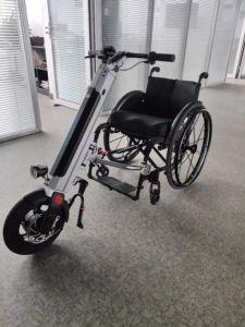 Elektrické koloběžky, elektrické tříkolky Elektrické kolo pro invalidní vozík, Elektrický pohon invalidního vozíku EL-KO II Elektrické koloběžky, elektrické tříkolky