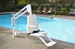 Mobilní bazénový zvedák