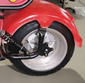 Elektrické koloběžky, elektrické tříkolky Motor na elektrickou koloběžku 4000w Elektrické koloběžky, elektrické tříkolky