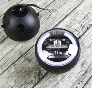 Elektrické koloběžky, elektrické tříkolky Přední světlo LED na elektrickou koloběžku a skútr Elektrické koloběžky, elektrické tříkolky