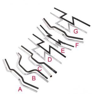 Elektrické koloběžky, elektrické tříkolky Řídítka na elektrické koloběžky různé tvary Elektrické koloběžky, elektrické tříkolky