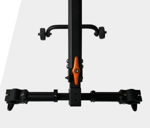 Elektrické koloběžky, elektrické tříkolky Elektrické kolo pro invalidní vozík, Elektrický pohon invalidního vozíku EL-KO Red Elektrické koloběžky, elektrické tříkolky