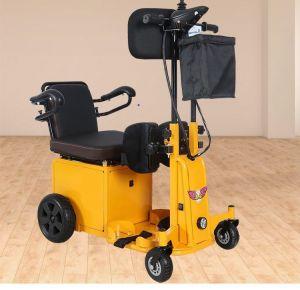 Elektricky pojízdný vertikalizací stojan pro postižené osoby