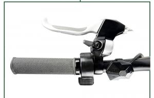 Elektrický regulátor rychlosti pro levou ruku nebo postiženou osobu